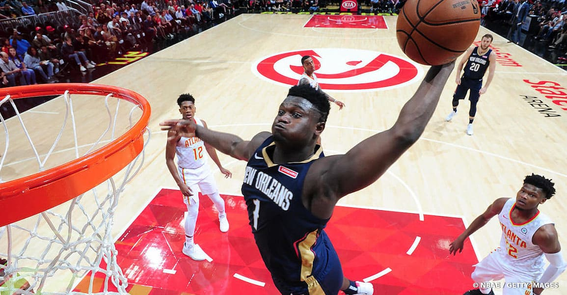 Zion Williamson Pelicans playoffs