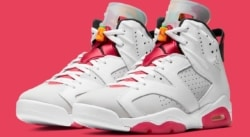 UNE AIR JORDAN 6 EN MODE « WHAT'S UP DOC ? »