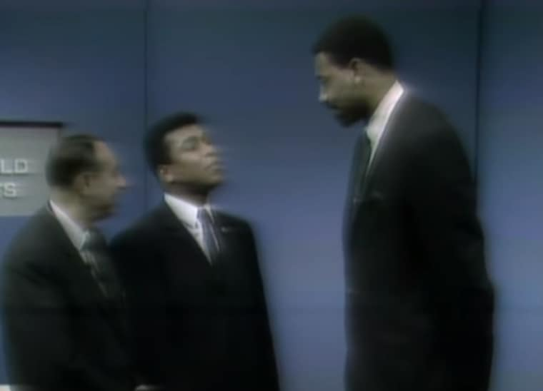 Muhammad Ali vs Wilt Chamberlain : histoire d'un combat avorté