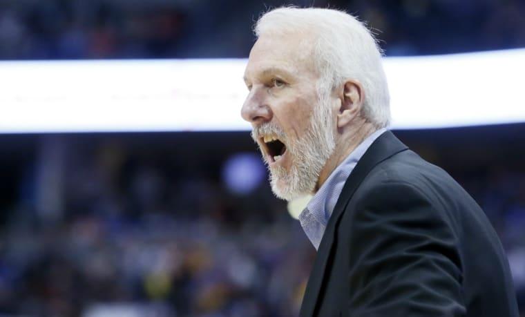 Popovich et d'autres coaches âgés écartés du banc ?