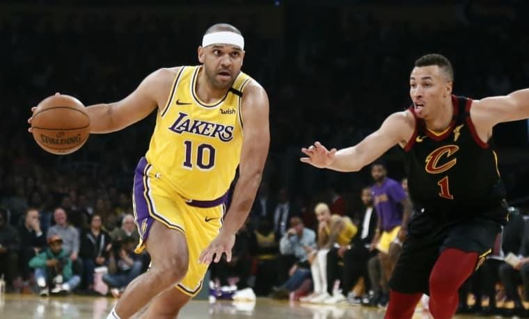 Jared Dudley reste aux Lakers, mais pas pour son niveau de jeu