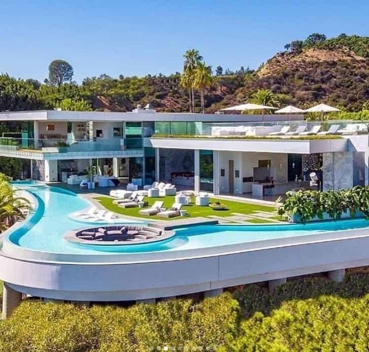 La nouvelle maison de rêve de LeBron James à Los Angeles