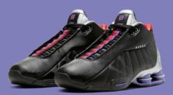 Nike rend hommage à Vince Carter avec une Shox BB4 aux couleurs des Raptors