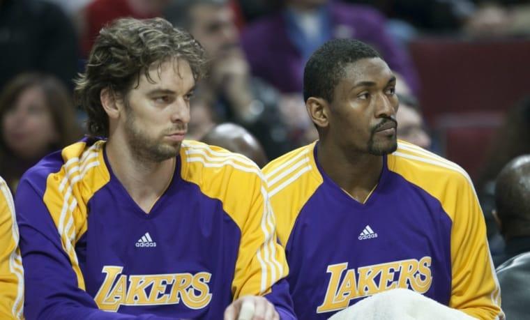 Pau Gasol, un hommage inévitable des Lakers