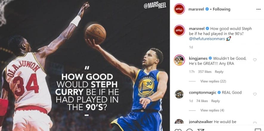 Stephen Curry LeBron James