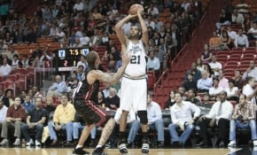 Tim Duncan et l'art perdu du bank shot en NBA