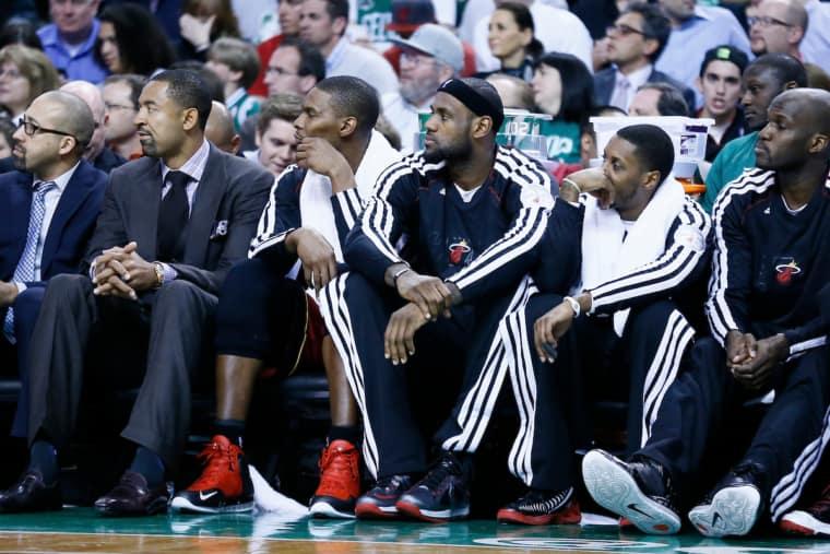 Mario Chalmers explique pourquoi c'était difficile de jouer avec LeBron James