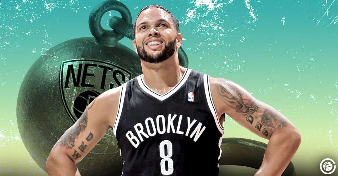 Les Brooklyn Nets ENFIN libérés de Deron Williams, un boulet à 15 000$ par jour !
