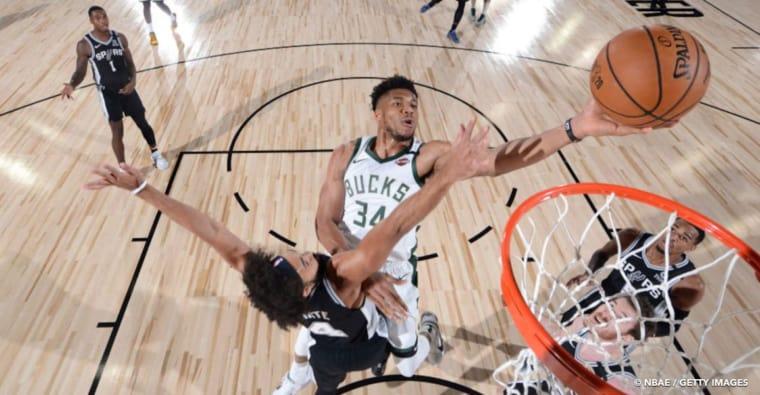 NBA Top 5 : Antetokounmpo n°1 avec un poster pourtant refusé, Drew Eubanks volé malgré son ENORME poster ?