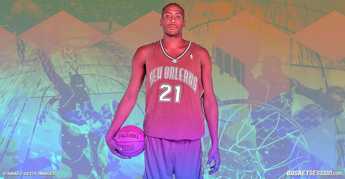 Jamaal Magloire et le All-Star Game 2004 ou l'histoire d'un gros malentendu