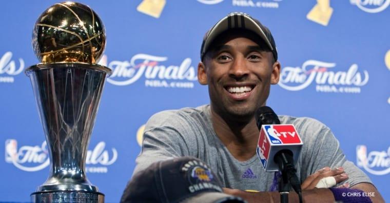 Kobe Bryant : le trailer du docu sur son dernier titre avec les Lakers