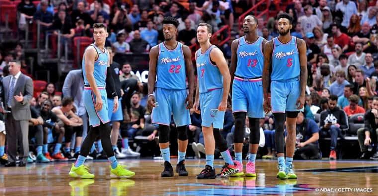 Après les Nuggets et les Clippers, le Heat stoppé à son tour par le Covid
