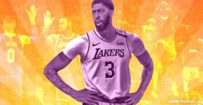 Anthony Davis, le vrai homme fort des Lakers