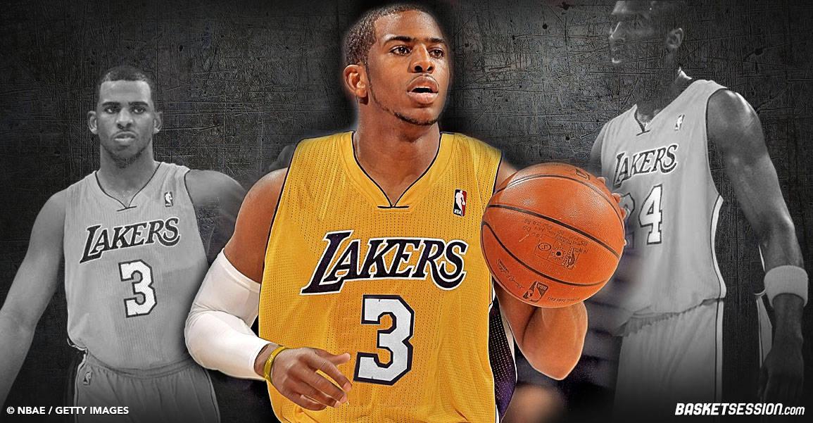 Chris Paul aux Lakers, le trade avorté qui aurait chamboulé la décennie NBA