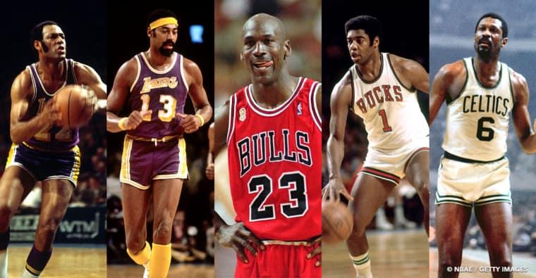 Michael Jordan, Big O : Le classement fascinant du G.O.A.T. en 1999