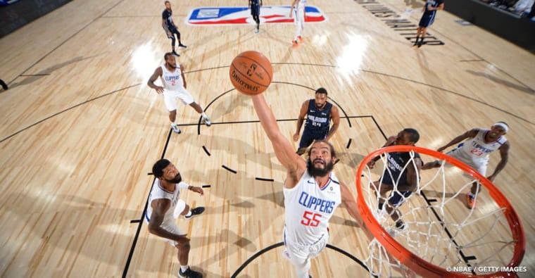 Joakim Noah se fait remarquer pour sa première avec les Clippers
