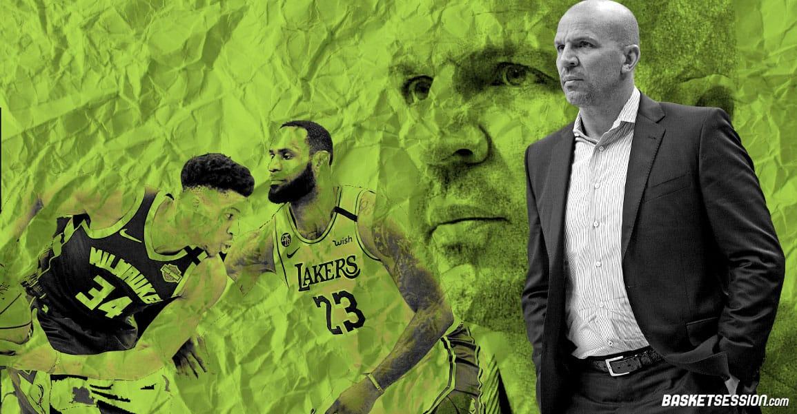 Adulé par LeBron et Giannis, Jason Kidd serait un coach… catastrophique
