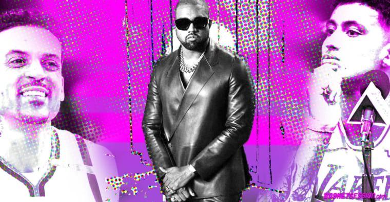 Kanye West président, ça ne convainc personne en NBA