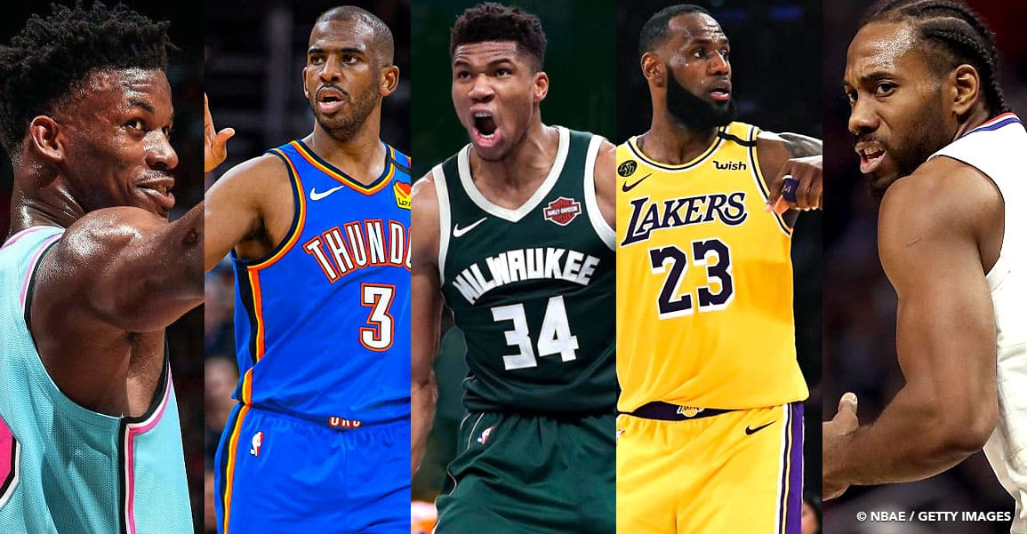 MVP : notre top 10 définitif pour la saison