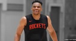 CQFR : le sourire pour Westbrook, les larmes pour Isaac…