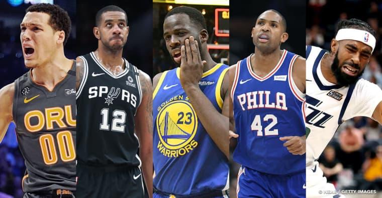 Les 10 joueurs les plus décevants de la saison