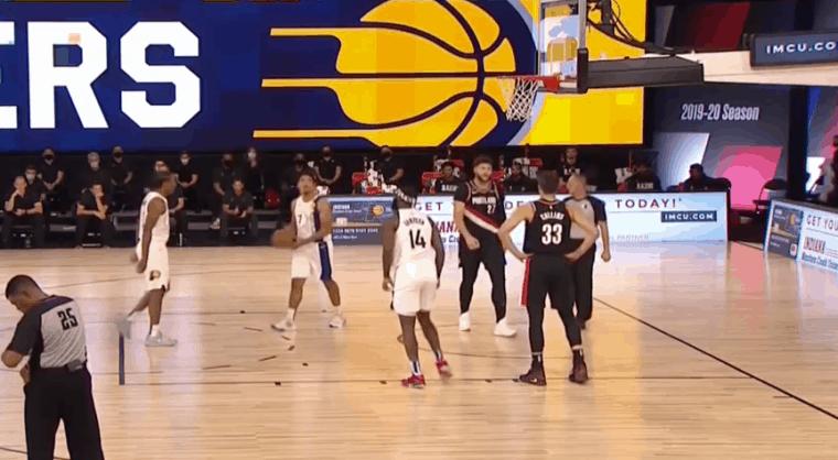 NBA sans public : ambiance sonore étrange mais trashtalking et insultes bien claires
