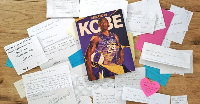 REVERSE MOOK #5 : Merci Kobe, merci à vous !