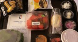 Les repas des joueurs NBA dans la «bulle» déjà au cœur d'une polémique