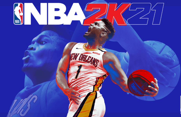Zion Williamson, star de NBA 2K21 sur les nouvelles générations de consoles