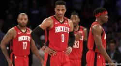 Un nouveau forfait pour la «bulle», cette fois-ci aux Rockets…