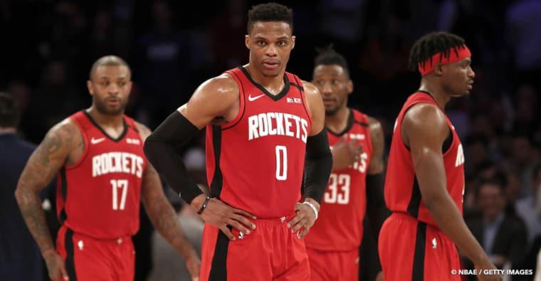 Les Rockets vont redécouvrir une espèce disparue à Houston : des intérieurs !
