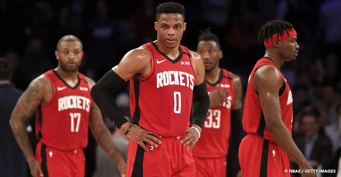 Houston Rockets, petits mais costauds