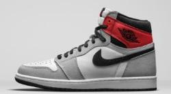 Release of the week : Air Jordan 1 High OG Smoke Grey