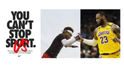 You Can't Stop Us : la nouvelle pub Nike est une pure merveille
