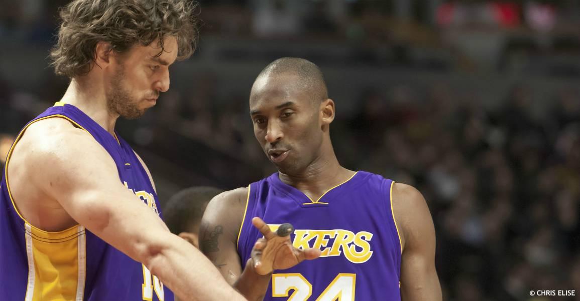 Comment Kobe Bryant a fait naître le feu chez Pau Gasol