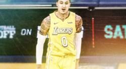 Kyle Kuzma prolongé par les Lakers, bonne opération pour tout le monde