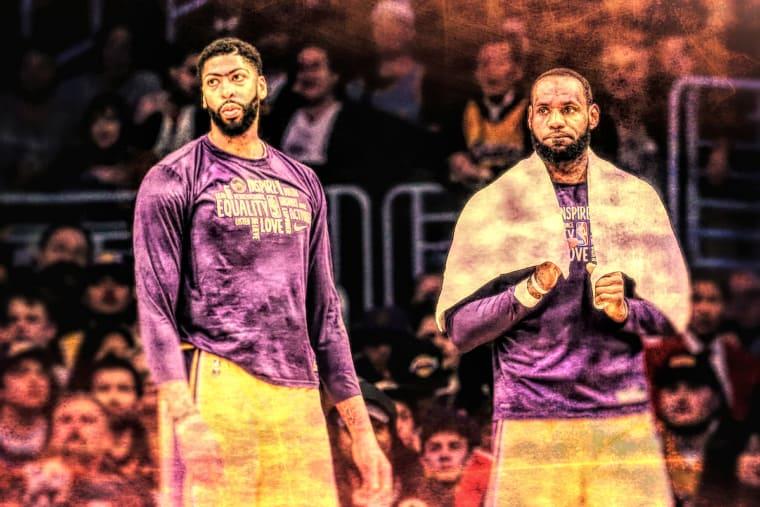 Les Lakers (encore) avantagés par l'arbitrage ?