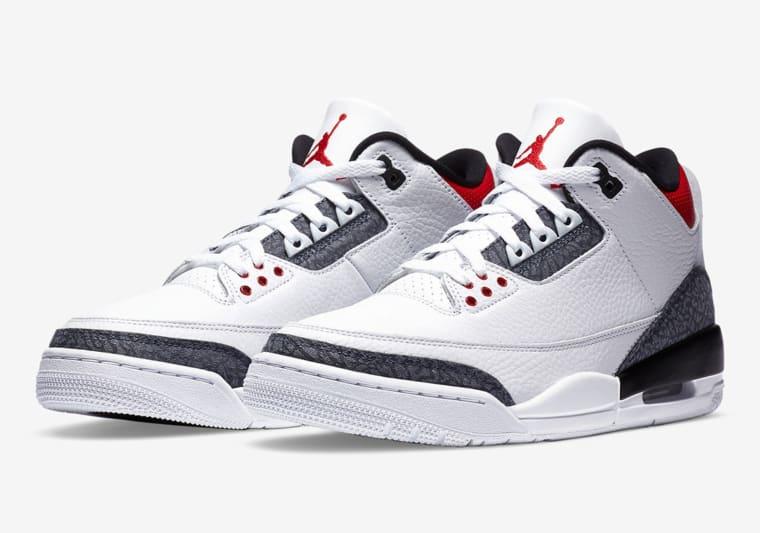 Release Of The Week : Air Jordan 3 Japanese Denim