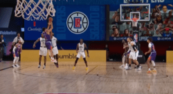 Devin Booker, un buzzer beater dingue pour achever les Clippers