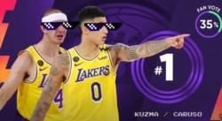 Shaqtin A Fool : Les Lakers se lancent dans le flop synchronisé