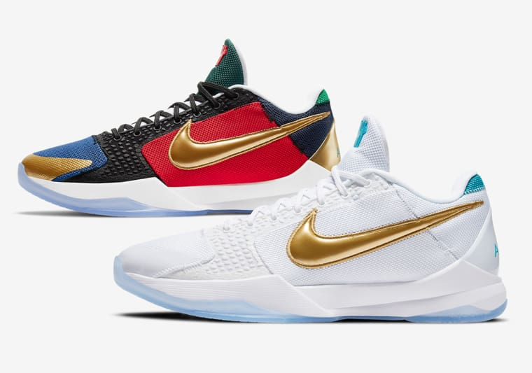 Le pack Undefeated x Nike Kobe 5 Protro «What If» est une pure merveille