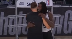 Montrezl Harrell-Luka Doncic, l'affaire est close