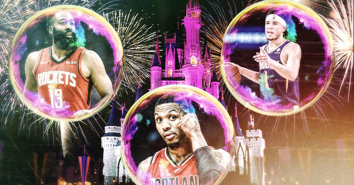NBA Bubble Awards : qui seront les vainqueurs ?