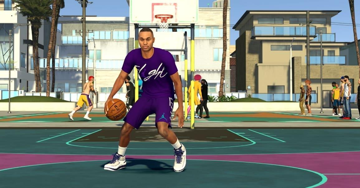 NBA2K21, le mode histoire et le nouveau Quartier à la loupe