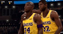 La démo jouable de NBA2K21 est dispo !