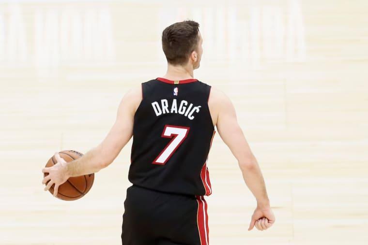 Goran Dragic de retour au Miami Heat pour deux saisons de plus !