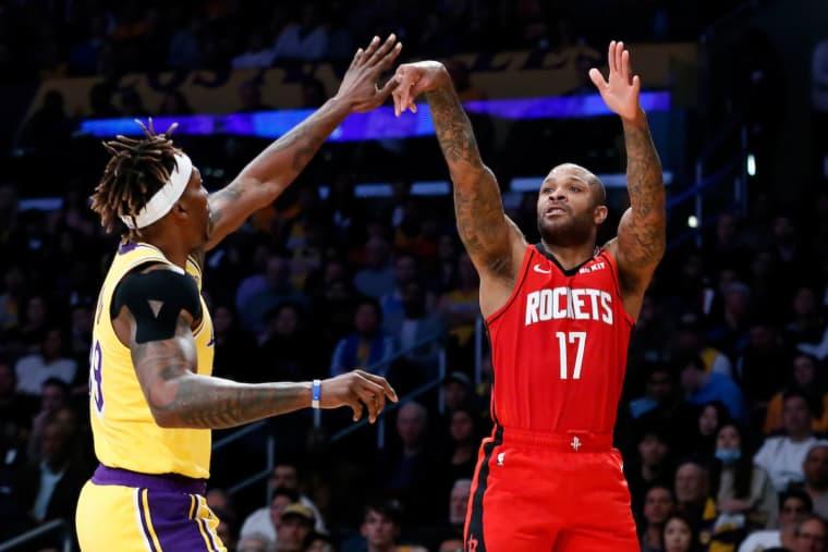 PJ Tucker, le vétéran très surveillé des Houston Rockets…
