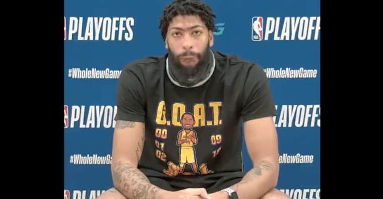 Anthony Davis explique comment Kobe Bryant inspire les Lakers au quotidien