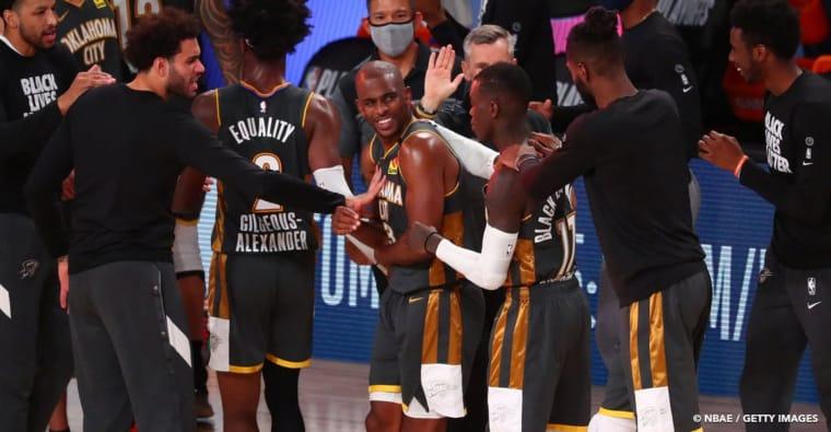 CQFR : Chris Paul est magique, Westbrook et Giannis se trouent