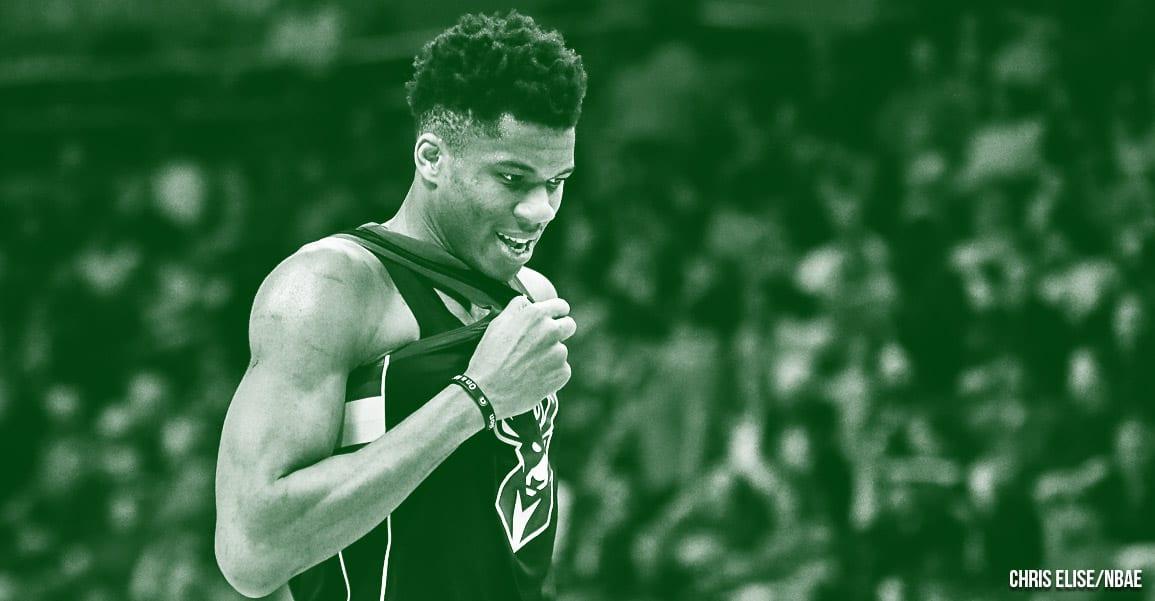 Giannis voyait Bogdanovic comme une priorité, ce fail n'est pas bon pour Milwaukee